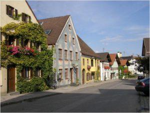 Herrenstr 17 Dießen Babette Schweizer Zinncfé und Zinngießerei.